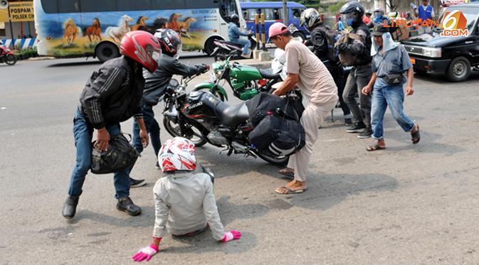 Kecelakaan Motor yang rawan - liputan6.com