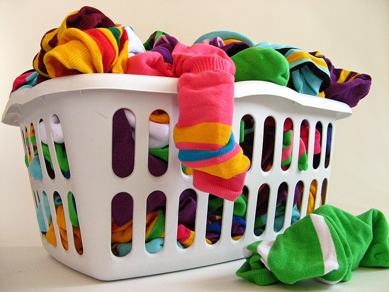 colorful_socks_in_a_laundry_basket