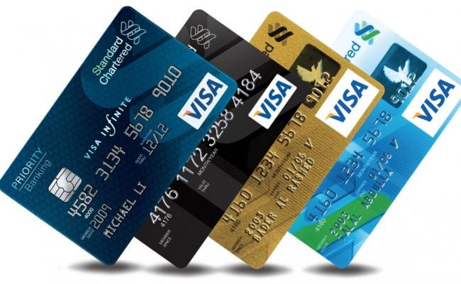 Standard Chartered Credit Card