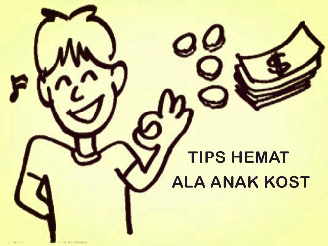 Tips-Hemat-Ala-Anak-Kost