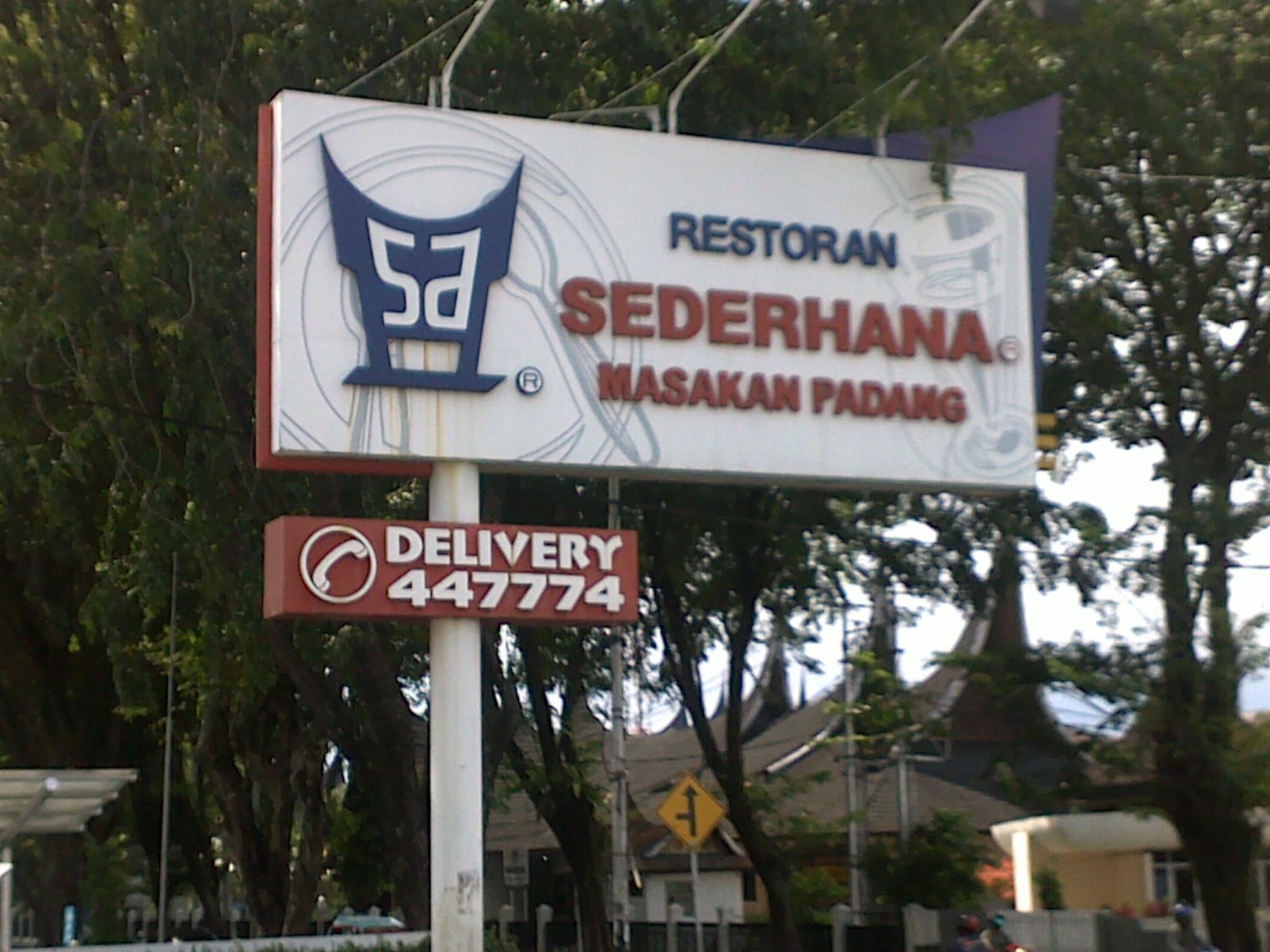 Bisnis Franchise Rumah Makan Padang Sederhana