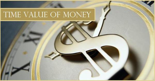 time value of money tvm essay