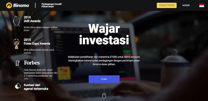 binary options indonesia penipuan