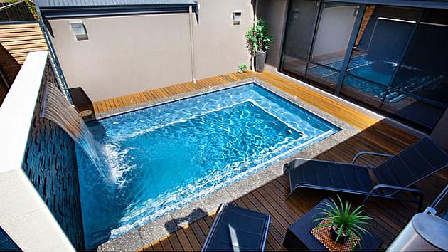 biaya pembuatan kolam renang mini di rumah
