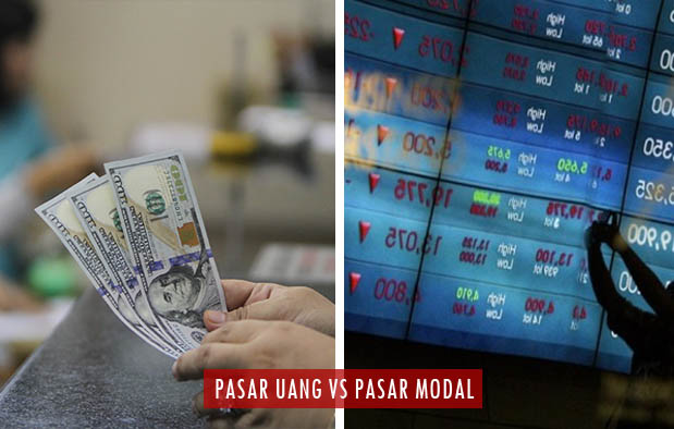 Image result for transaksi pasar modal dan pasar uang
