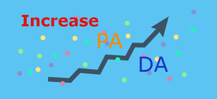 cara meningkatkan doain authority dan page authority website