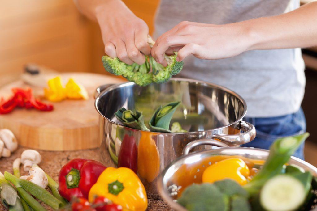 cara memasak yang sehat